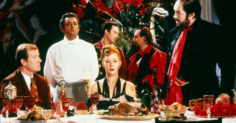 Il cuoco, il ladro, sua moglie e l'amante