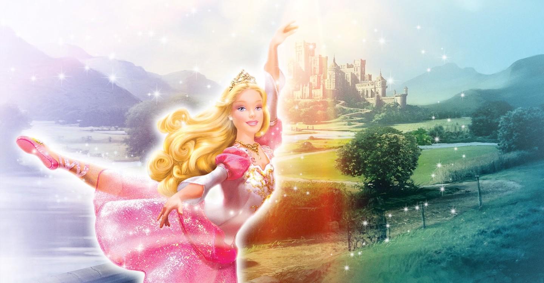 Barbie a 12 tančících princezen