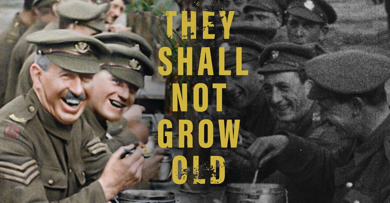 Ellos no envejecerán