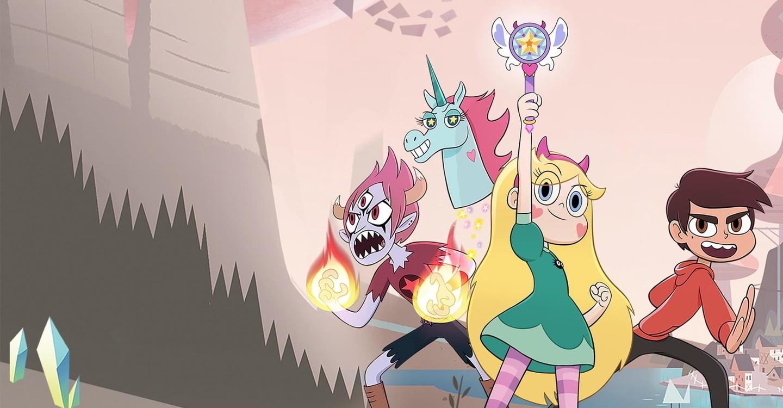 Star vs. las fuerzas del mal