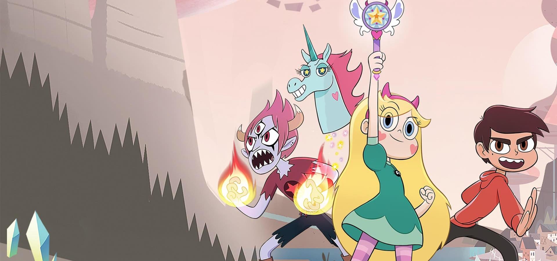 Star gegen die Mächte des Bösen