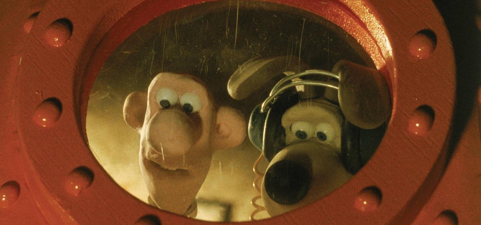 Wallace y Gromit: La gran excursión