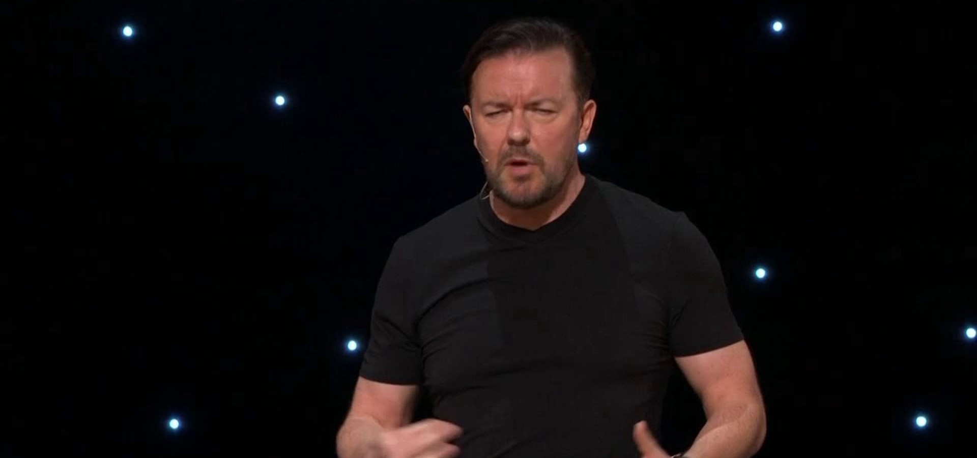Ricky Gervais: Out of England