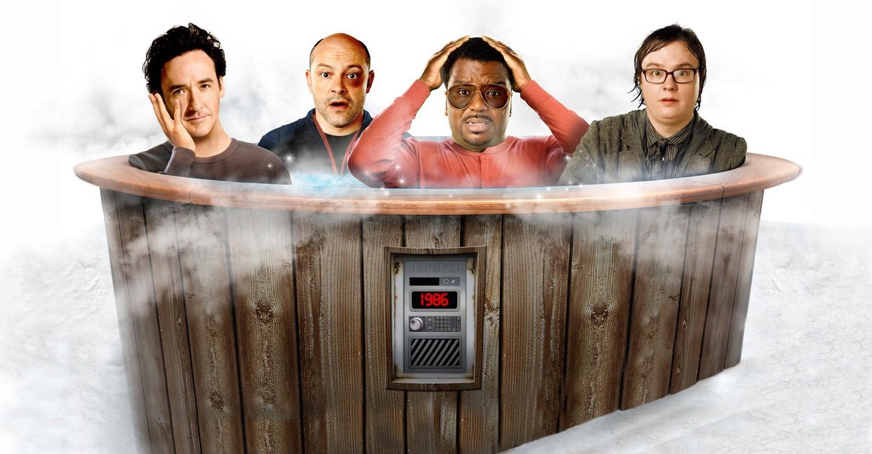 Hot Tub Time Machine - Kasarikankkunen