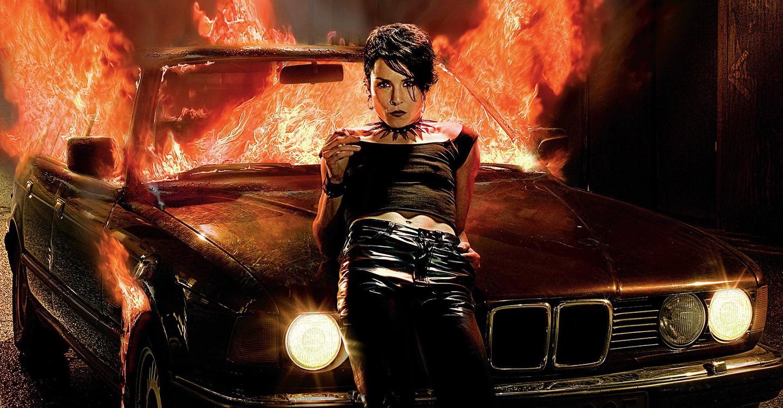 Millennium 2: La chica que soñaba con una cerilla y un bidón de gasolina