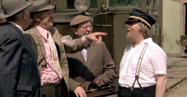 Olsenbanden og Dynamitt-Harry på sporet