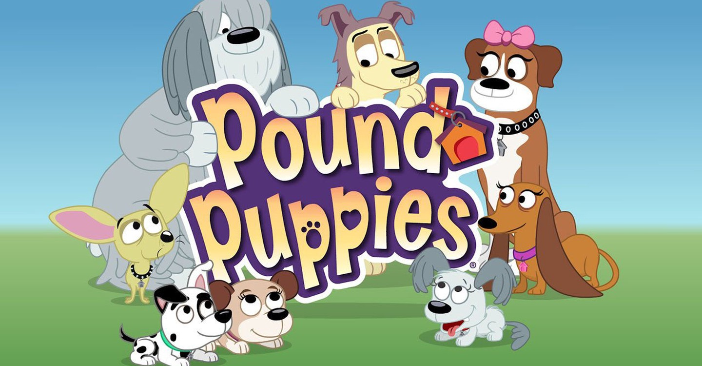 Permalink to 25  Adorable Pound Puppies Tv Show