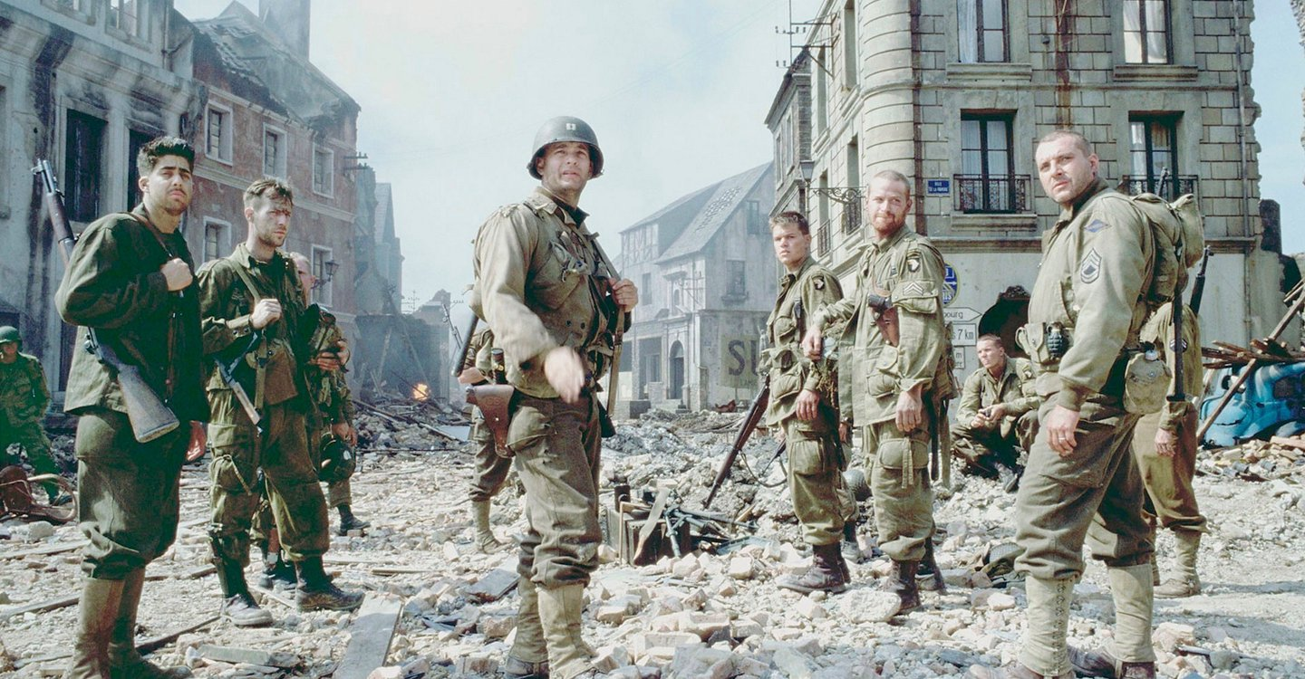 Saving Private Ryan backdrop 1