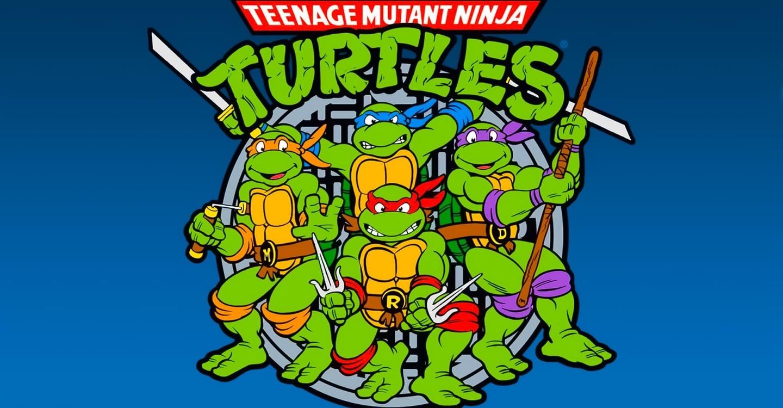 Turtles – mutanttikilpikonnat