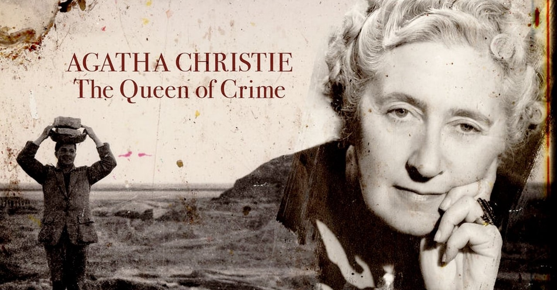 Agatha Christie : la reine du crime