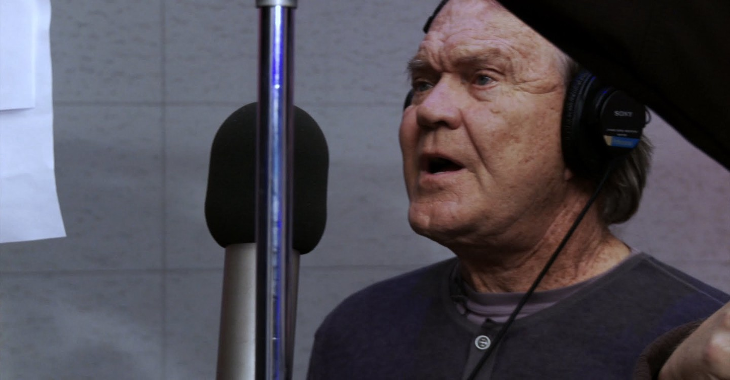 Glen Campbell: I'll Be Me backdrop 1