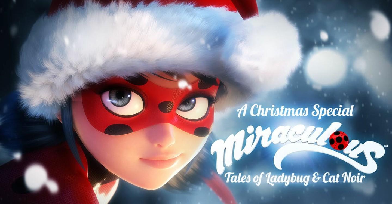 Unas navidades especiales: Las aventuras de Ladybug y Cat Noir
