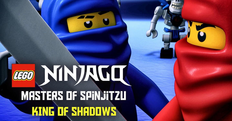 LEGO Ninjago: Il re delle ombre