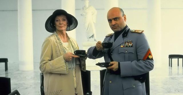 Chá com Mussolini filme - Veja onde assistir