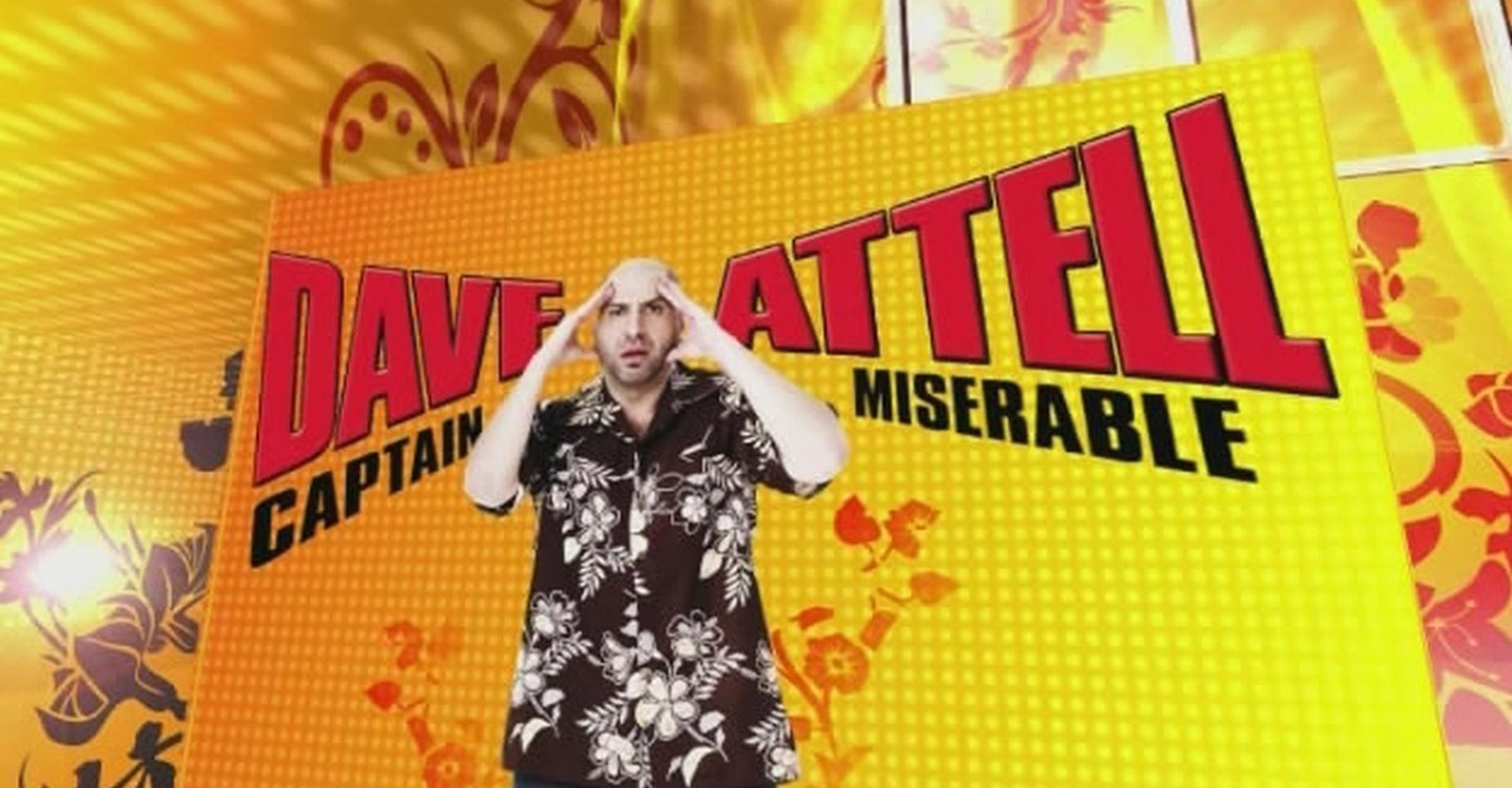 Dave Attell: Captain Miserable backdrop 1