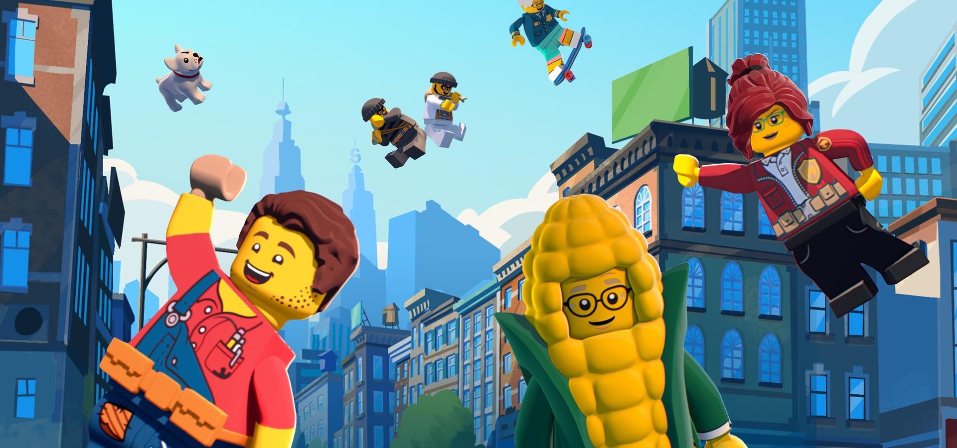 Lego City Aventuras en la ciudad
