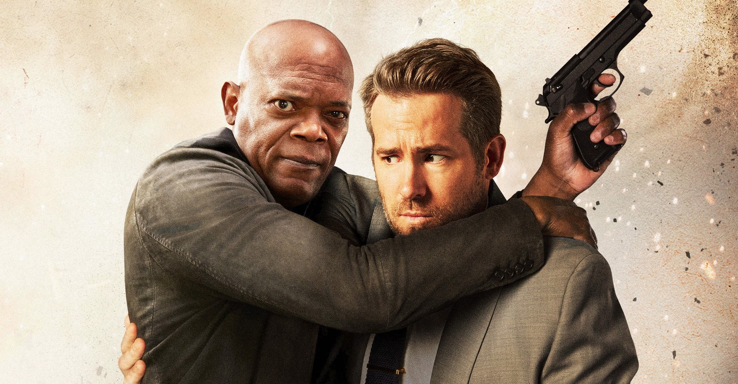 The Hitman's Bodyguard backdrop 1