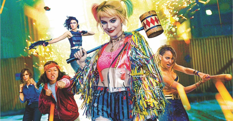 Păsări de pradă și fantastica Harley Quinn
