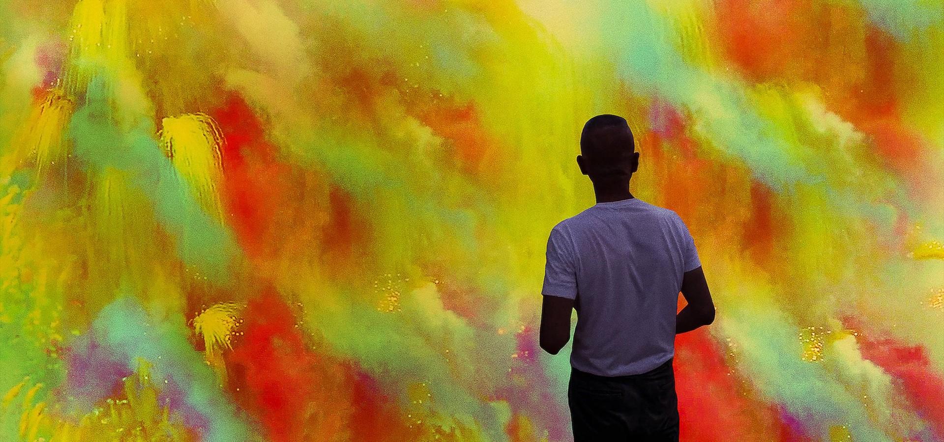 Die Himmelsleiter – Cai Guo-Qiangs Kunst