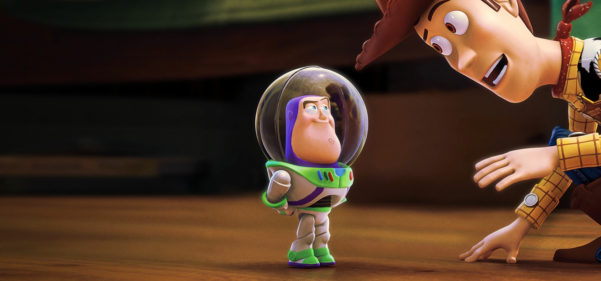 Toy Story - O Pequeno Buzz