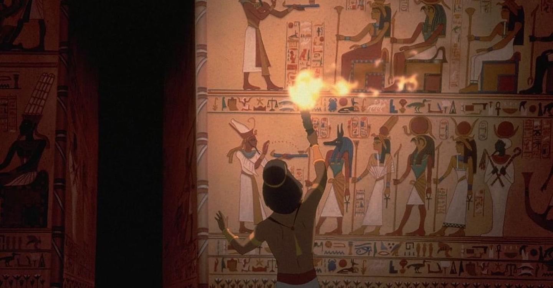 El príncipe de Egipto