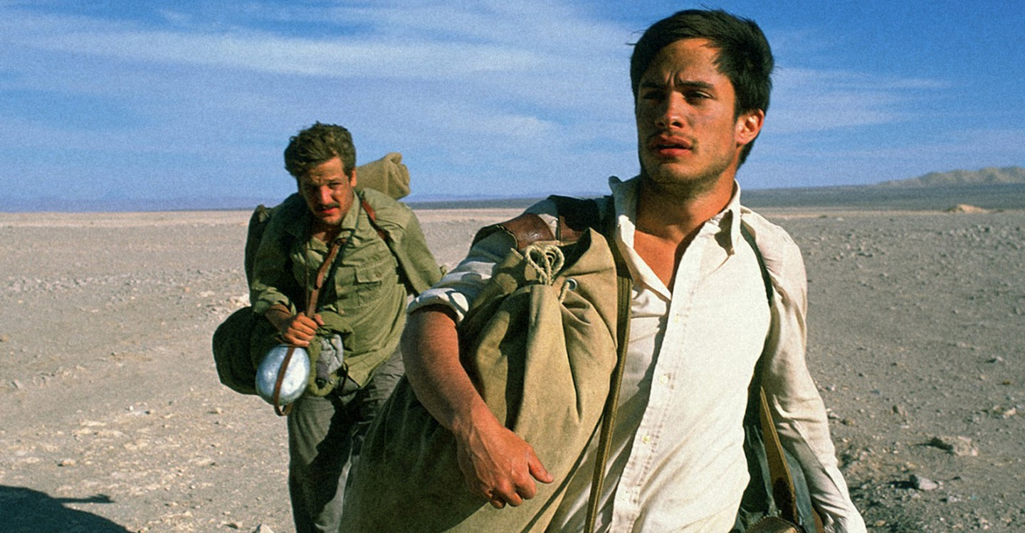 The Motorcycle Diaries backdrop 1