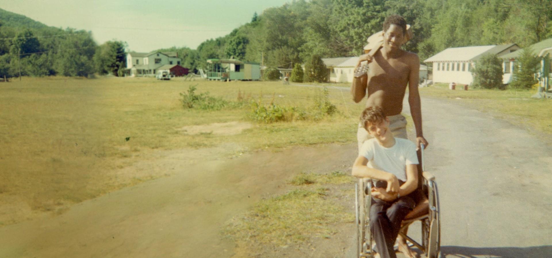 Crip Camp: La révolution des éclopés