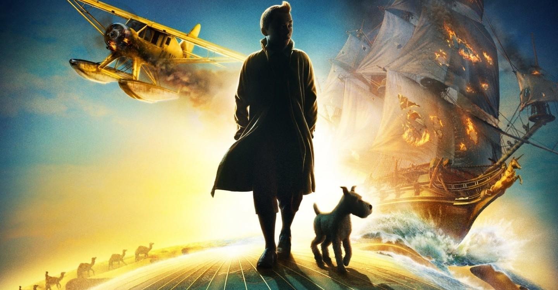 As Aventuras de Tintin - O Segredo do Licorne