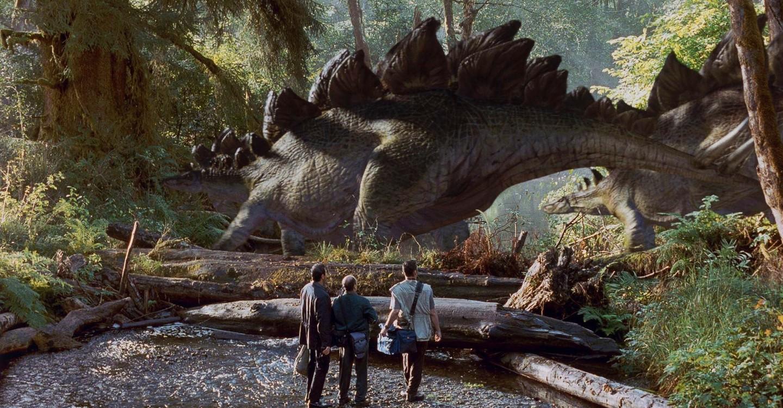 Kadonnut maailma: Jurassic Park