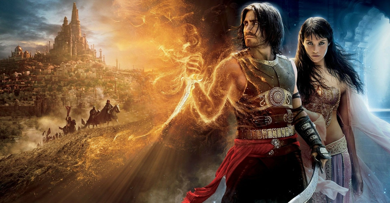 El príncipe de Persia: Las arenas del tiempo