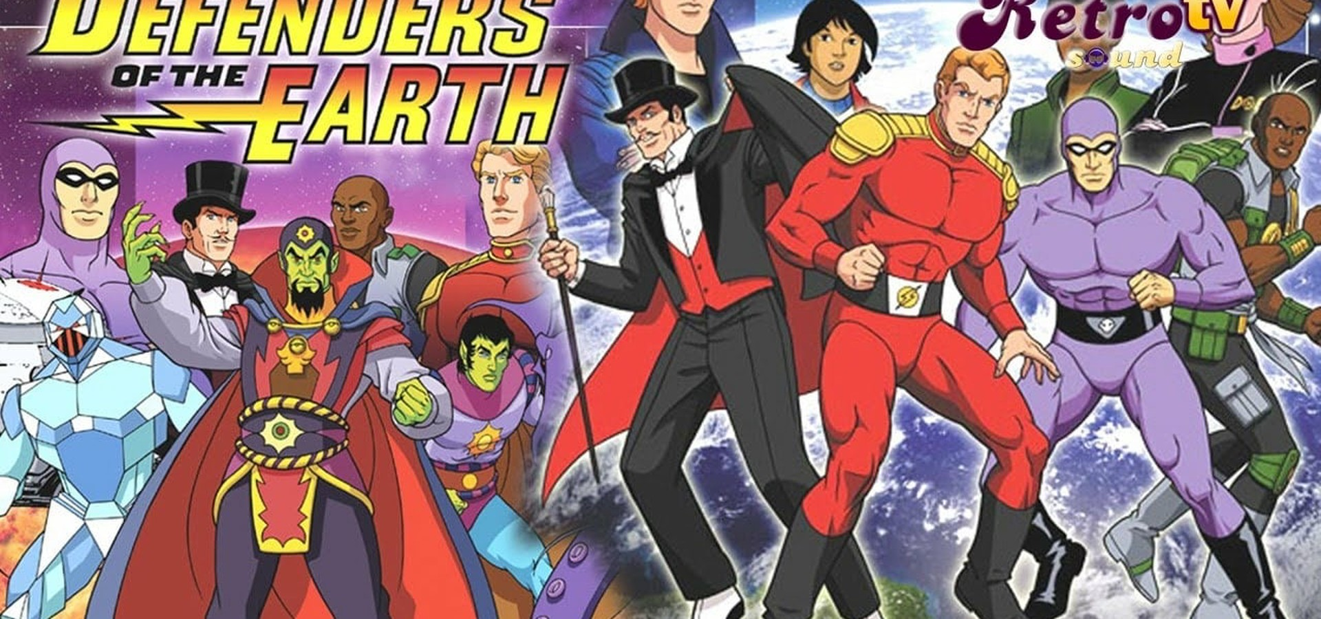 Defenders of the Earth