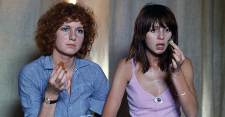 Celine y Julie van en barco