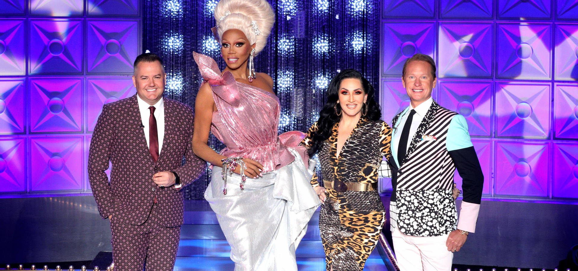 RuPaul: Reinas del drag: Especial famoseo