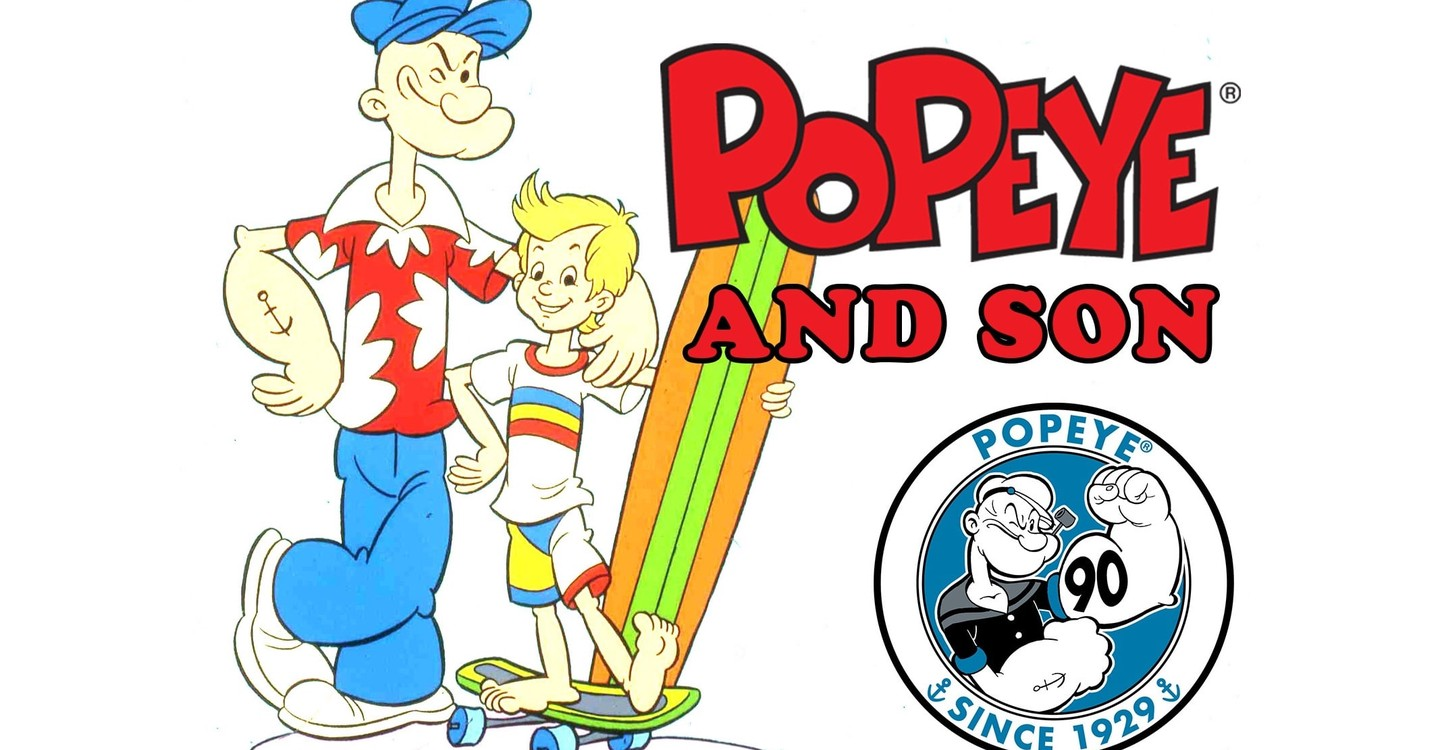 Popeye and Son