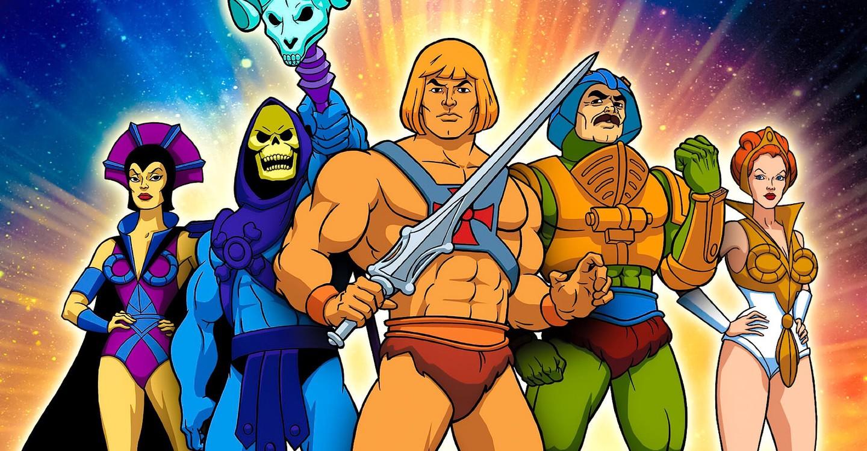 He-Man i Władcy Wszechświata