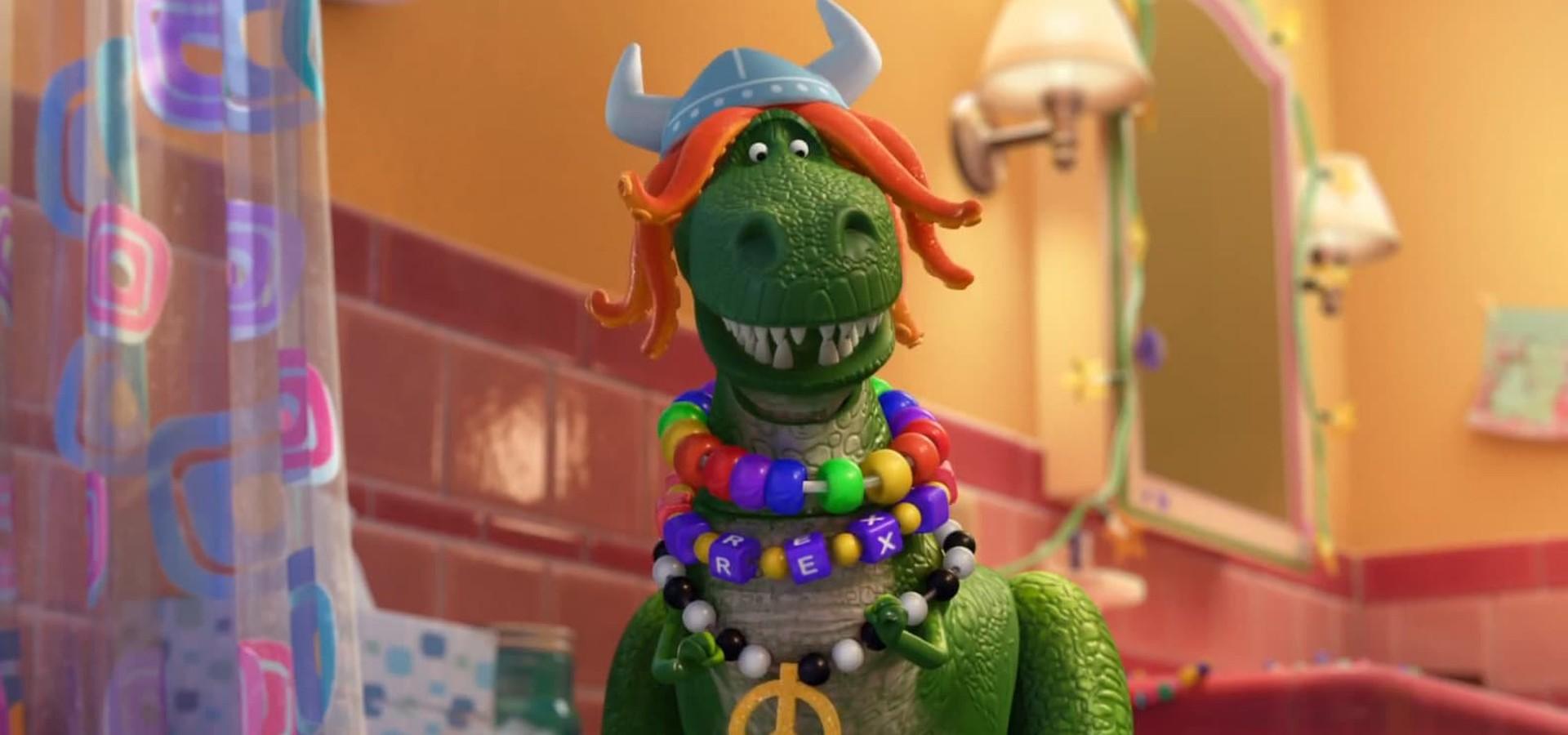 Toy Story – Rex Festasauros