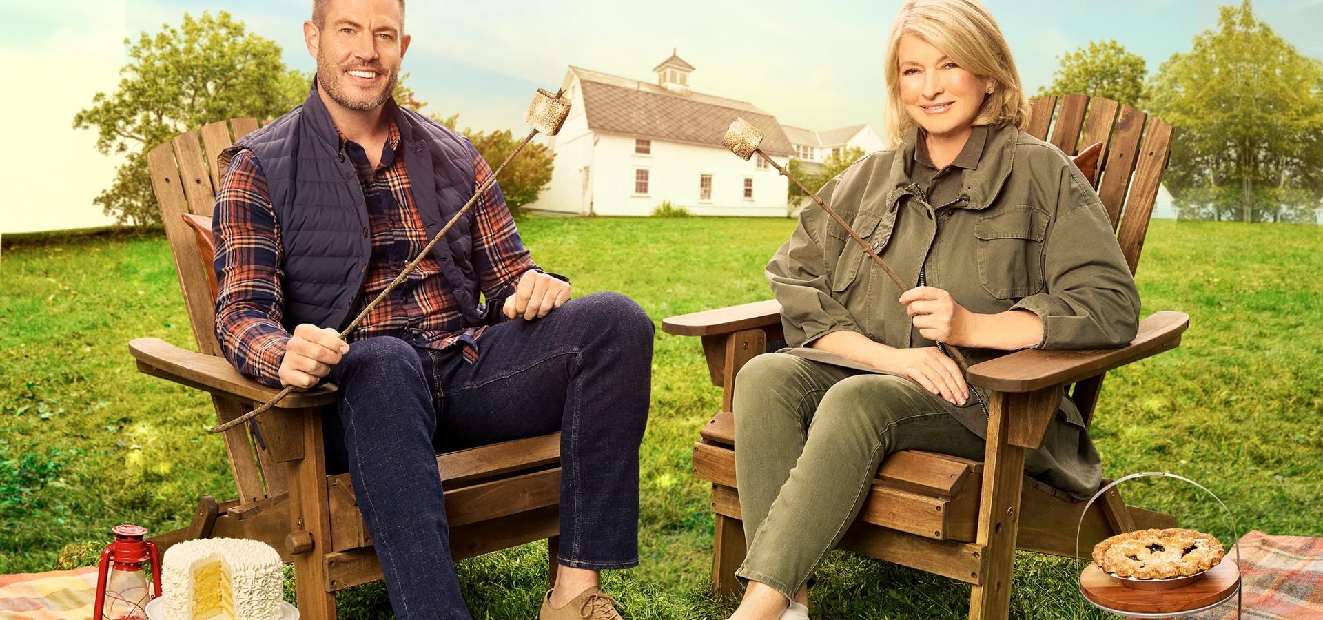 Bakeaway Camp with Martha Stewart