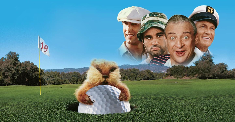 Le golf en folie
