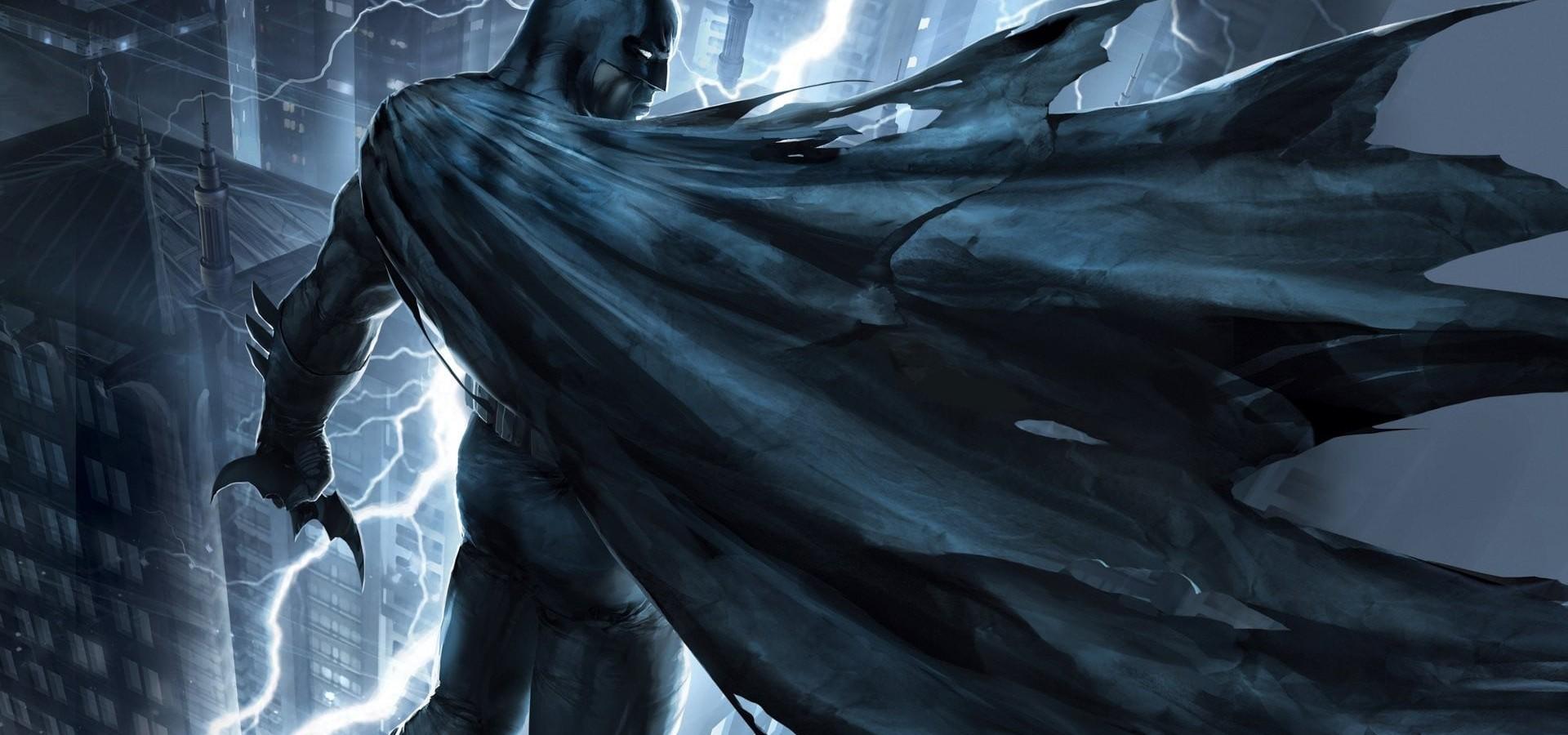 Тёмный рыцарь: Возрождение легенды. Часть 1