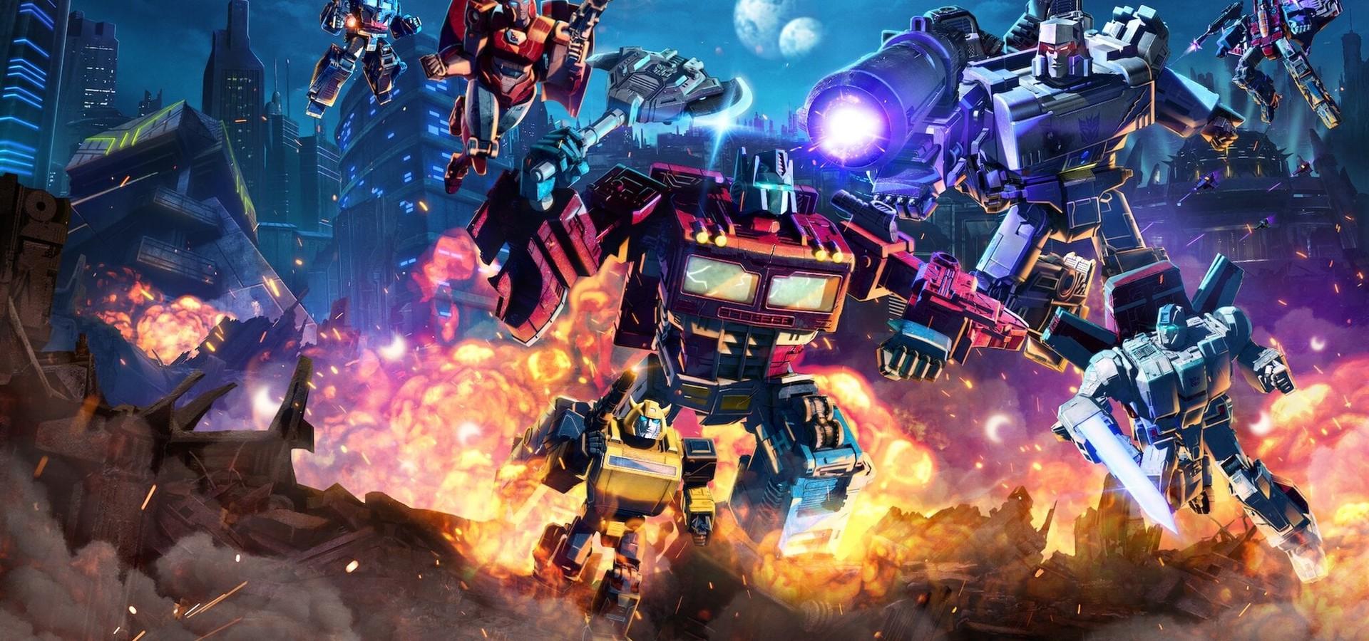 Transformers: War for Cybertron: Siege
