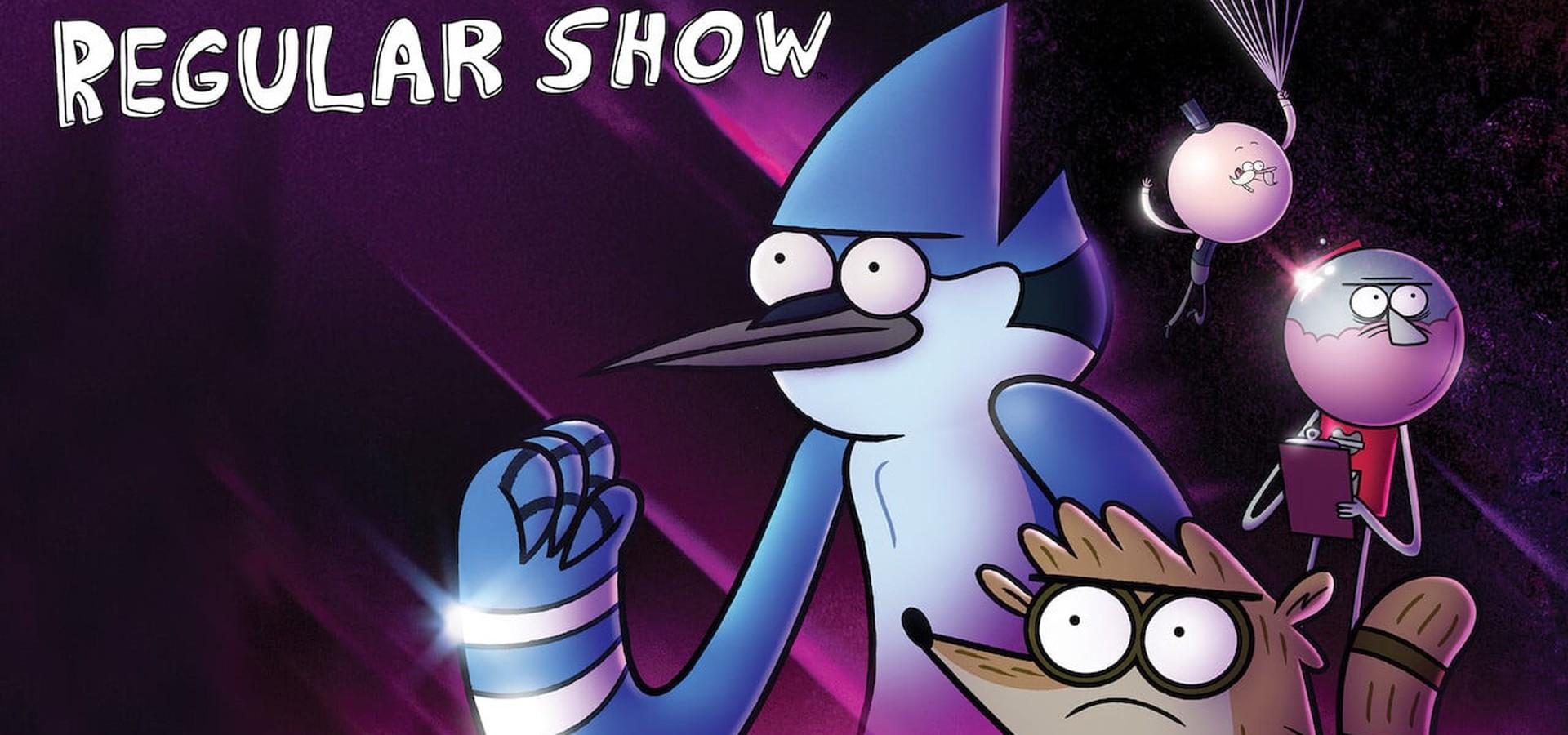 Regular Show - Völlig abgedreht