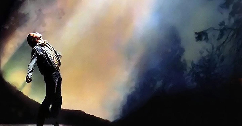 Feuer am Himmel