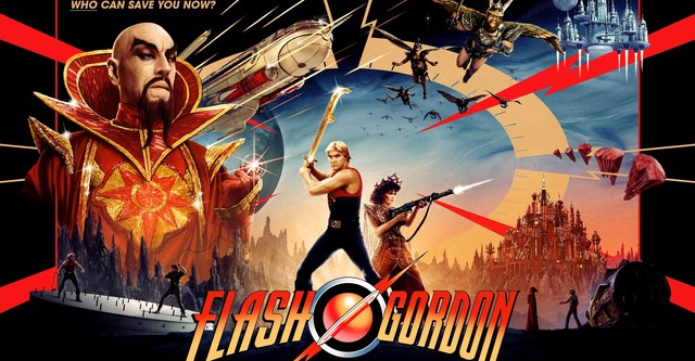 Flash Gordon - movie: where to watch streaming online