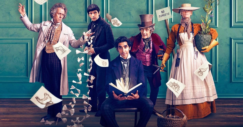 David Copperfieldin elämä ja teot