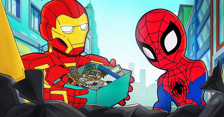 Marvel Super Hero Adventures