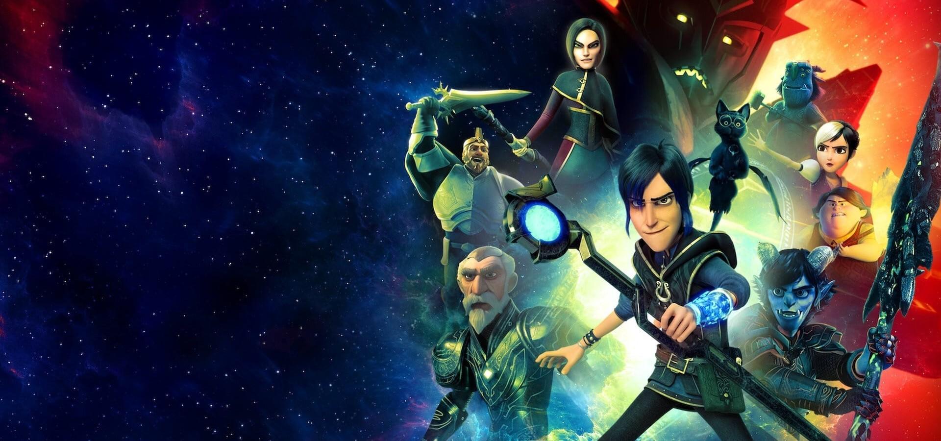 Die Zauberer: Geschichten aus Arcadia