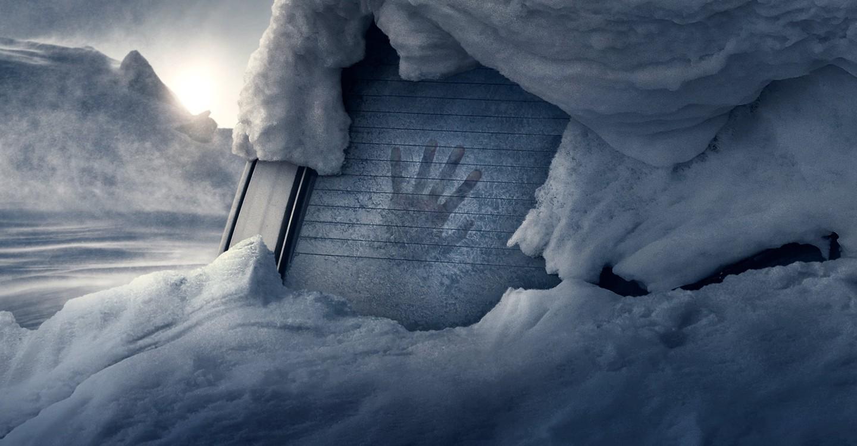 30 Grad unter Null - Gefangen im Schnee