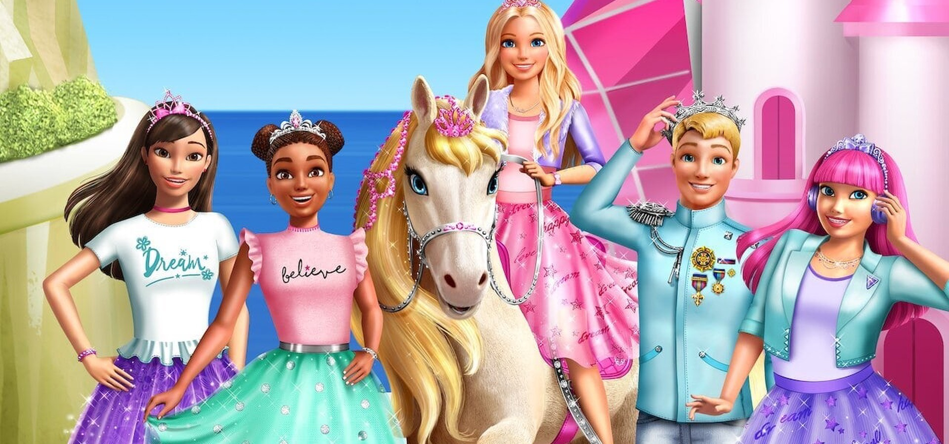 Barbie: Aventura de Princesa