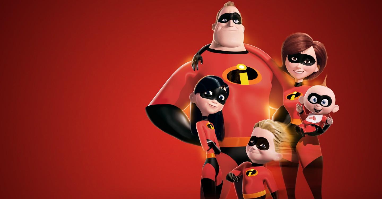 The Incredibles - Os Super Heróis