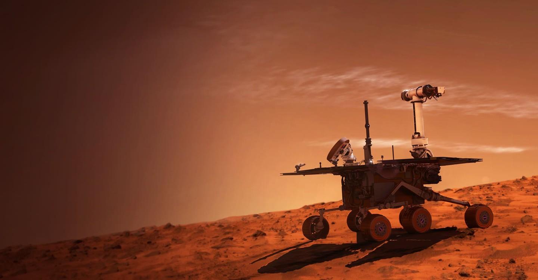 Expedición a Marte